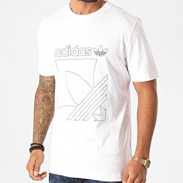 Adidas Originals - Tee Shirt SPRT GD5836 Blanc