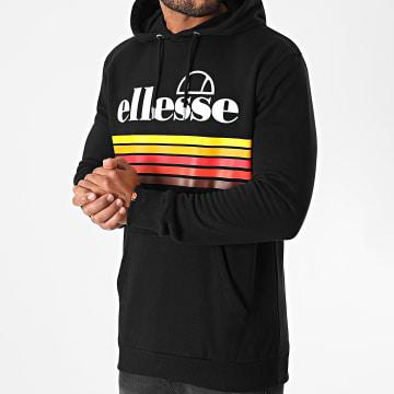 Ellesse - Sweat Capuche Diavon SLF11471 Noir