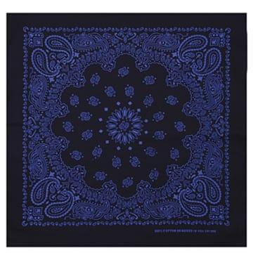 Urban Classics - Bandana 10000 Noir Bleu