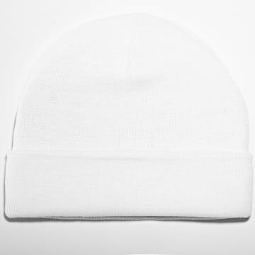 Urban Classics - Bonnet Basic Flap 10248 Blanc