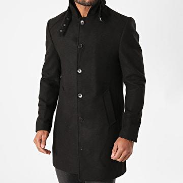Mackten - Manteau MK6020 Noir
