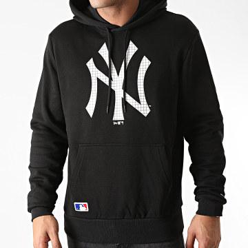 New Era - Sweat Capuche New York Yankees Infill Logo 12553374 Noir