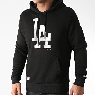 New Era - Sweat Capuche Los Angeles Dodgers Infill Logo 12553376 Noir