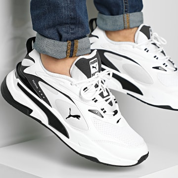 Puma - Baskets RS Fast 380562 Puma White Puma Black