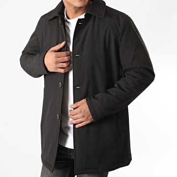 Uniplay - Manteau K42006 Noir