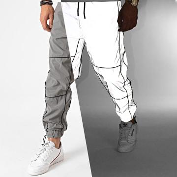 2Y Premium - Pantalon Jogging 5212 Gris Réfléchissant