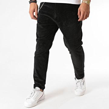 Classic Series - Pantalon Velours A19Y2314 Noir