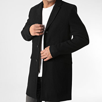 Only And Sons - Manteau Julian Noir