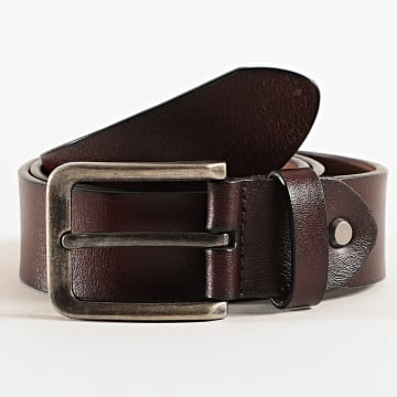 Only And Sons - Ceinture Charlton 22010192 Marron