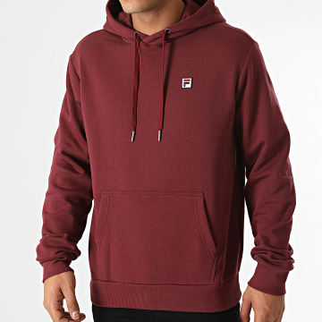 Fila - Sweat Capuche Victor 687458 Bordeaux