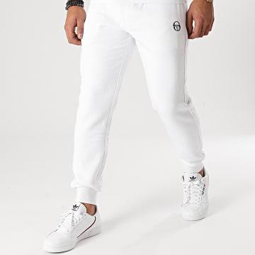 Sergio Tacchini - Pantalon Jogging Bolton 38883 Blanc