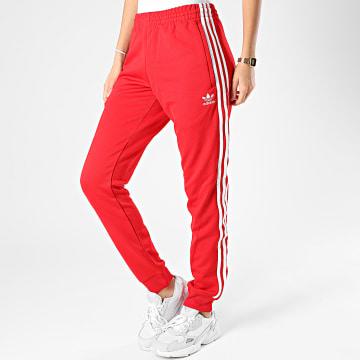 Adidas Originals - Pantalon Jogging Femme GF0208 Rouge