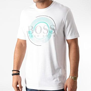 BOSS - Tee Shirt Teeonic 50443656 Blanc