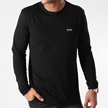 BOSS - Tee Shirt Manches Longues Togn 50399925 Noir