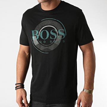 BOSS - Tee Shirt Teeonic 50443656 Noir