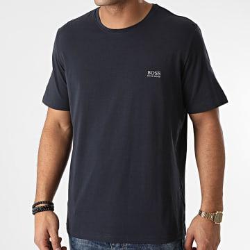 BOSS - Tee Shirt Mix And Match 50381904 Bleu Marine