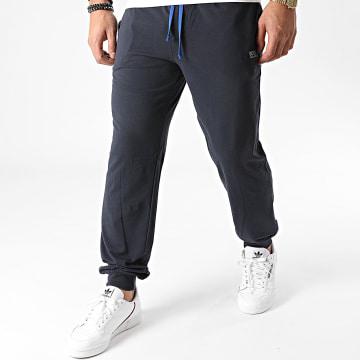 BOSS - Pantalon Jogging Mix And Match 50381880 Bleu Marine