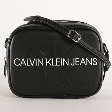Calvin Klein - Sac A Main Femme Camera Bag 7202 Noir
