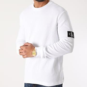 Calvin Klein - Sweat Crewneck BEH 6610 Blanc