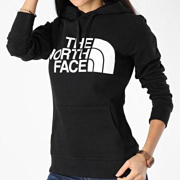 The North Face - Sweat Capuche Femme Standard Noir