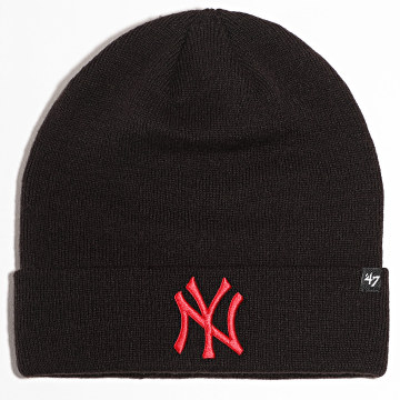'47 Brand - Bonnet Ace New York Yankees Noir Rouge