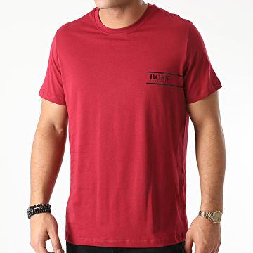 BOSS - Tee Shirt RN 24 50442621 Bordeaux