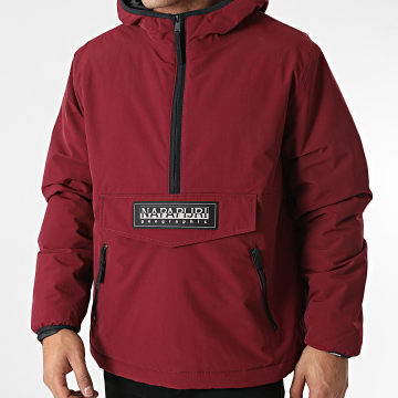 Napapijri - Veste Outdoor Rainforest Taika A4EIHR541 Bordeaux