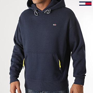 Tommy Jeans - Sweat Capuche Detail 9784 Bleu Marine