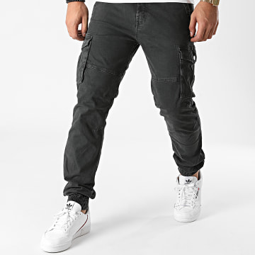 Classic Series - Jogger Pant J650 Gris Anthracite