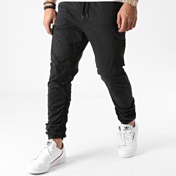 Indicode Jeans - Jogger Pant Lakeland Noir
