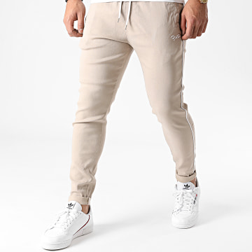 Project X - Pantalon 2040071 Beige