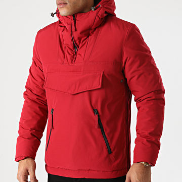 MTX - Veste Outdoor A Capuche 270 Rouge