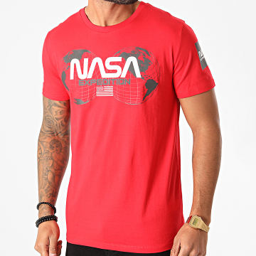 NASA - Tee Shirt Expedition Rouge