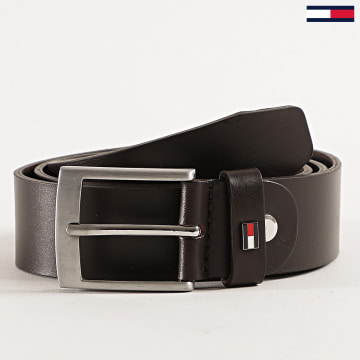 Tommy Hilfiger - Ceinture Adan Leather 6616 Noir