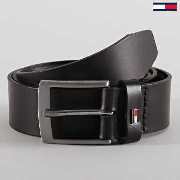 Tommy Hilfiger - Ceinture Adan Leather 6625 Noir