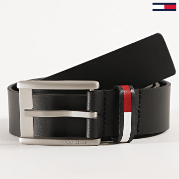 Tommy Jeans - Ceinture Flag Inlay 6663 Noir
