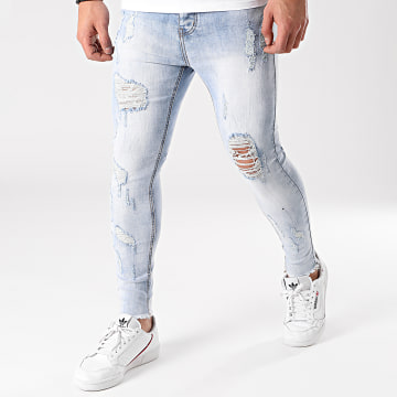 LBO - Jean Skinny LB0544AH2 Denim Wash