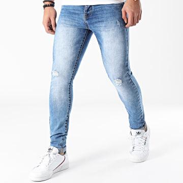 LBO - Jean Skinny L72175AH2 Denim Bleu Medium