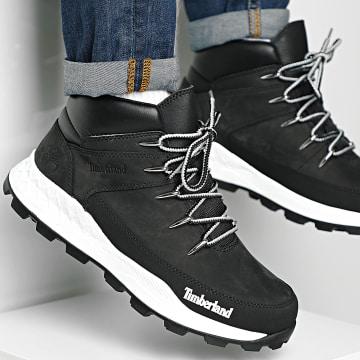 Timberland - Boots Brooklyn Mid Hiker A2P61 Black Nubuck