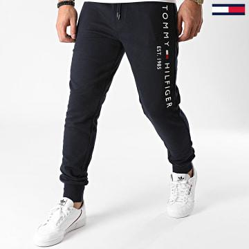 Tommy Hilfiger - Pantalon Jogging Basic Branded 8388 Bleu Marine