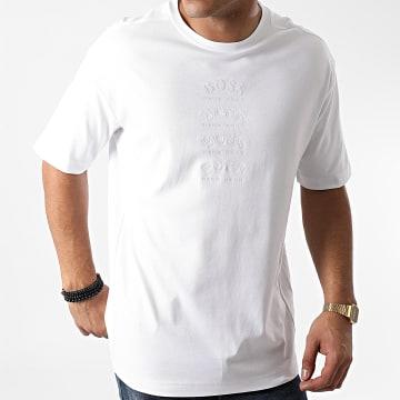BOSS - Tee Shirt Talboa 50443702 Blanc
