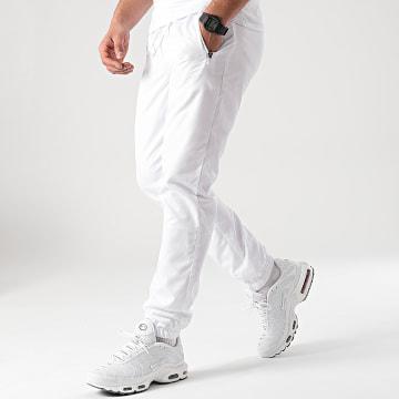 LBO - Pantalon Jogging 0005 Blanc