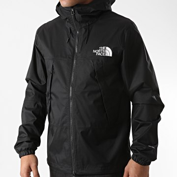 The North Face - Coupe-Vent 1990 Mountain Q S51N Noir