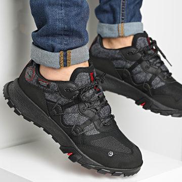 Timberland - Chaussures De Trail Garrison Low A28B4 Grey Schoeller