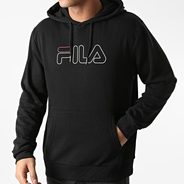 Fila - Sweat Capuche Laban 687125 Noir