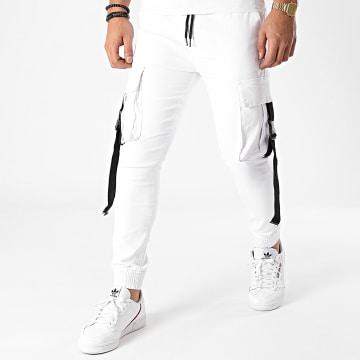 John H - Jogger Pant 2611 Blanc