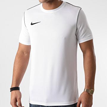 Nike - Tee Shirt Blanc