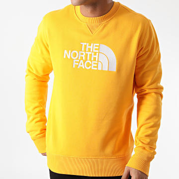 The North Face - Sweat Crewneck Drewpeak SVRV Jaune