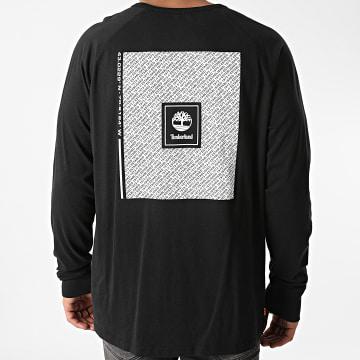 Timberland - Tee Shirt Manches Longues A2AEM Noir