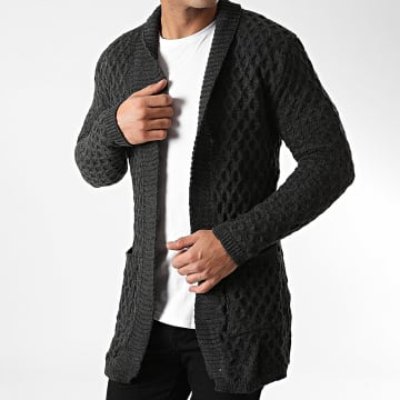 Ikao - Gillet LL183 Gris Anthracite
